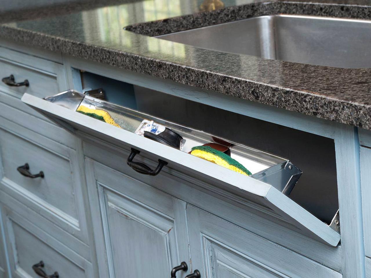 Clutter Free Kitchen Design