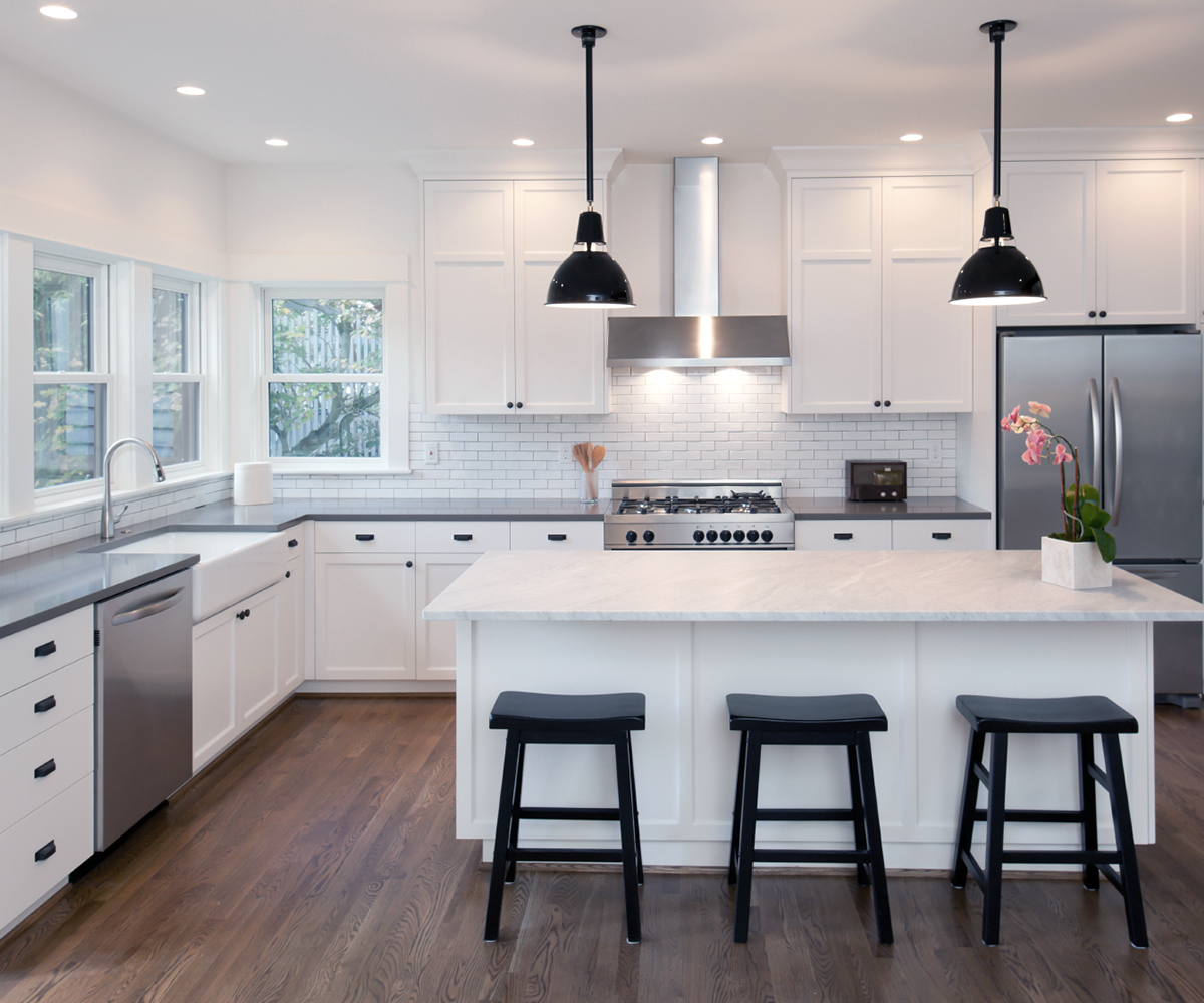 7 Best Kitchen Lighting Fixtures | Green Bay Custom Cabinets